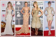 taylor swift2 Mejor vestidas 2012: Taylor Swift