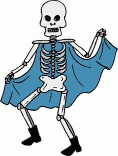 free skeleton clipart public domain halloween clip art images and rh pinterest com cartoon skeleton clip art free fish skeleton clip art free