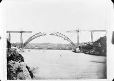 Ecco Vediamo: Letters: Beethoven to Unknown Addressee Porto City, Rio, Gustave Eiffel, Porto Portugal, Arch Bridge, Douro, Sydney Harbour Bridge, Old Pictures, Homeland