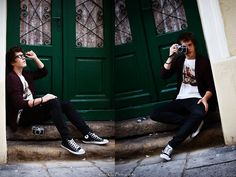 ''Love and do what You love to do'' - David Correy  Mre You find here -> http://lookbook.nu/user/2151530-Patryk-D/looks