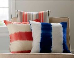 This duvet set ($24-$119) gives modern stripes a classic update. | Nautical Stripe Home Decor | POPSUGAR Home Photo 2
