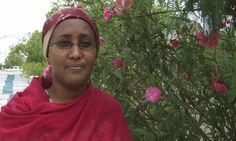 Suad Abdi, a founding member of the National Women's Network, Nagaad, is determined to run for office in Somaliland. Photograph: Cathy Scott/Progressio ▼27Jan2014TheGuardian|Somaliland clan loyalty hampers women's political prospects http://gu.com/p/3m5t7/tw