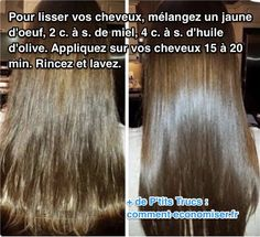 Straighten Your Hair Naturally With This Grandma Stuff.- You don't need a straightening iron to have beautiful smooth hair. Here is a simple tip to straighten hair naturally with this grandmother's trick. I tried a lot of tricks for Beauty Bar, Diy Beauty, Beauty Hacks, Hair A, Your Hair, Up Hairstyles, Braided Hairstyles, Curly Hair Styles, Natural Hair Styles
