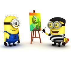 artist minions