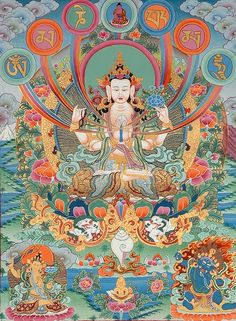 Avalokiteshvara: Compassion & Purification Practice