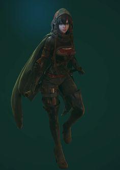 Character Modeling, Game Character, Character Concept, Character Design, Dragon Half, Art Station, Rogues, Fantasy Characters, Art Blog