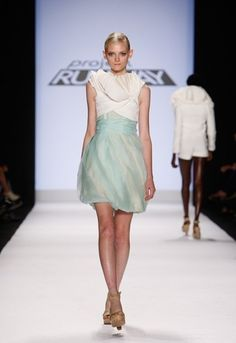 Leanne Marshall Project Runway Final Collection