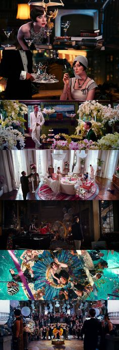 The Great Gatsby (2013). At the 86th Academy Awards, the film won in both of its nominated categories: Best Production Design and Best Costume Design.