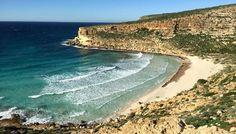 4. Spiaggia dei Conigli, Lampedusa,Agrigento