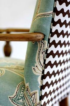 fabric combinations - interesting and lively