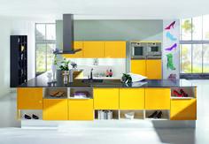 Keuken I Geel I Kleur I Trend