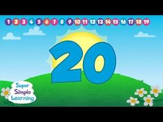 ▶ Count And Move (HD) | Super Simple Songs - YouTube