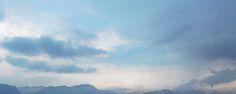 Un cielo que solo te provoca la emoción de tranquilidad plena, para reposar y vivir.