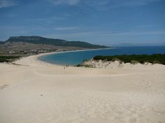 ¡La Playa de Bolonia (Tarifa, Cádiz), entre las 10 mejores playas de España según Tripadvisor! / Bolonia beach (Tarifa, Cádiz) is one of the 10 best beaches of Spain, according to @tripadvisores!