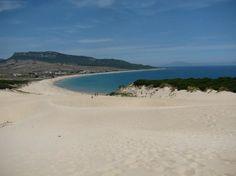 ¡La Playa de Bolonia (Tarifa, Cádiz), entre las 10 mejores playas de España según Tripadvisor! / Bolonia beach (Tarifa, Cádiz) is one of the 10 best beaches of Spain, according to @tripadvisores!