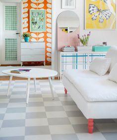 NEW: Happy and Bright IKEA Slipcovers