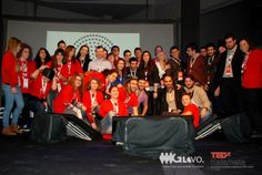 GloVo @ TEDxKalamata Team Photos, Wrestling, Beautiful, Lucha Libre, Team Pictures