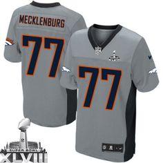Denver Broncos jersey-Nike Denver Broncos Sideline Legend Authentic Logo Dri-FIT NFL T-Shirt - Navy Blue