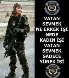vatanseverler derneği Azerbaijan Flag, Turkish People, Visit Turkey, Turkish Army, Female Soldier, Kids Store, Meaningful Words, Karma, My Dream