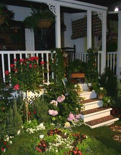 front porch ideas for ranch style homes | Ranch Style Home Front Porch Designs