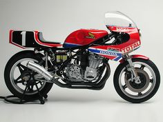 Honda RS 1000 Endurance Racer 1982 by Max Moto Modeling (Tamiya)
