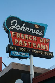 Johnnie's.....Culver City , California