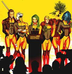 All New X-Factor (2014) 012 Introductory Press Conferences