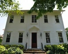 A diminutive cottage which still maintains its historic character (period moldings and hardwood floors) belongs to an Alford Colonial set amid protected views, Built in 1850, the main home is expansive, with five bedrooms, five bathrooms, formal and informal living rooms, dining room, media room, home office and a gym.