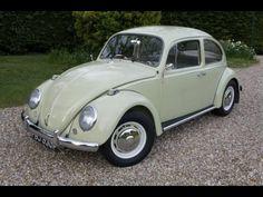 Volkswagen Beetle 1500 PETROL MANUAL 1967/F