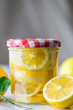 Canned Lemons | Homesteading Recipes and Food Preservation Ideas by Pioneer Settler at http://pioneersettler.com/26-canning-ideas-recipes/