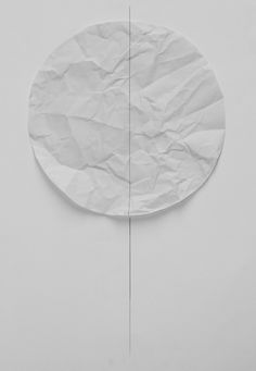 by Chen Harland Design Elements, Design Art, Circle Art, Installation Art, Paper Art, Modern Art, Abstract Art, Sculptures, Inspiration