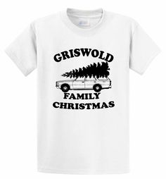 Griswold Family Christmas Funny Xmas Holiday Shirt