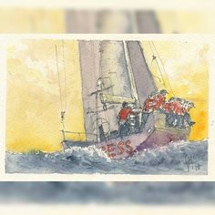 #KorMilo #KorMiloArt #milosakac #milo #sakac #artist #painter #architect #art #aquarelle #aquamilorelle #work #in #progress #sailingboat #inspiration #art4you #workstation #colorful #lovely #painting #paintings #work #energy #pleasure #croatia #sailor #sailing #sailboat #boat #2016 by kormilo