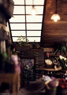 Flower Shop - Studio Soo