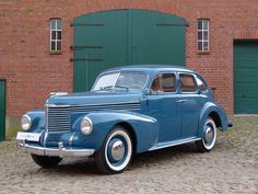 Opel Kapitan (Cool Cars And Trucks)