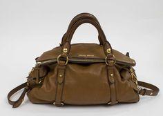 Miu Miu  Bow Satchel Bag. - http://www.pandoradressagency.com/latest-arrivals/product/miu-miu-5/