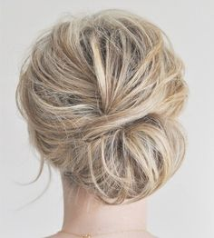 Beautiful ash blonde... maybe this is my blonde?