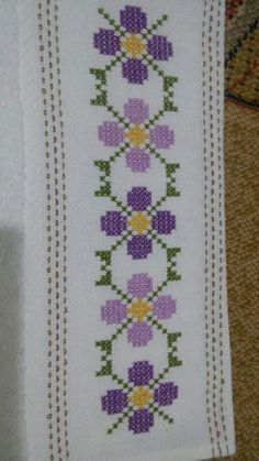 Cross stitch bookmark by lana – Artofit Blackwork Cross Stitch, Biscornu Cross Stitch, Cross Stitch Bookmarks, Cute Cross Stitch, Cross Stitch Rose, Cross Stitch Borders, Modern Cross Stitch Patterns, Cross Stitch Flowers, Cross Stitch Designs