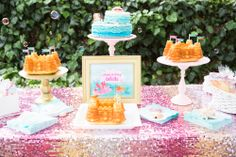 The under the sea party pack is perfect for a mermaid party #BirthdayExpress #MermaidParty