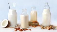 Como fazer leites vegetais