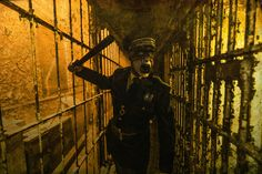 Inmate Love, Haunted Prison, Mansfield Ohio, Haunted America, Buy Tickets, Abandoned, Blood, Places To Visit, Left Out