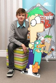 Photo Sessions > Phineas and Ferb Photoshoot