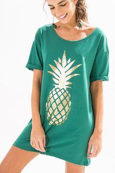 vestido fruta tropical | FARM