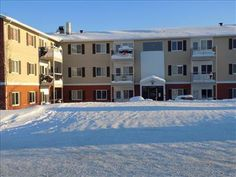 5720 - 5730 50th Ave - Apartments for Rent in Yellowknife on www.rentseeker.ca - Managed by Northview
