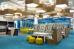 A Tour of Microsoft's Sleek New Vancouver Office - Officelovin'