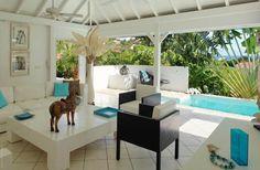 Villa Ti-Ylang - Cosy and quiet 1-bedroom villa - Happy Villa St Barth #stbarts #villarental #vacation