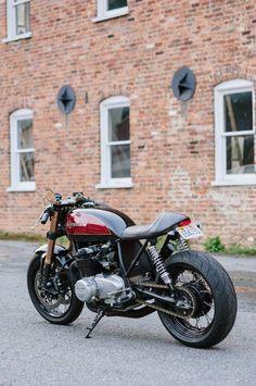 CB550 Cafe Racer - RocketGarage - Cafe Racer Magazine