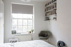 House Tour: A Serene and Bright Bloomsbury Apartment | Apartment Therapy