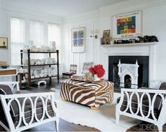 great comfy room Habitually Chic®: If You Design It, It Might Come