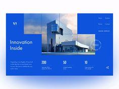 User Interface Collection 2018 on Behance User Interface Collection 2018 on Behance Design Web, Web Design Examples, Minimal Web Design, Design Blog, Website Design Inspiration, Website Design Layout, Web Layout, Layout Design, Website Designs